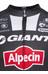Etxeondo Replica Team Giant-Alpecin Standard Miehet lyhythihainen ajopaita , valkoinen/musta